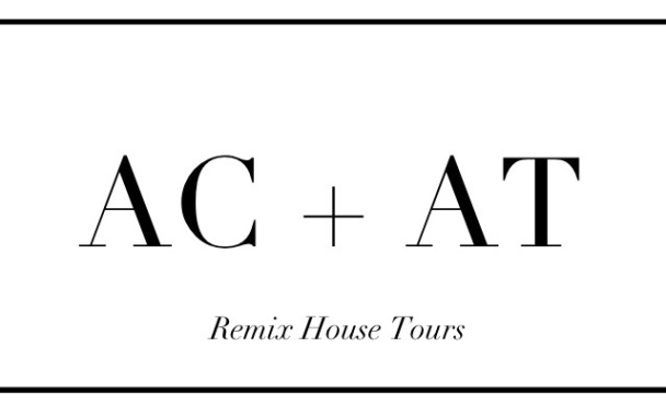 AphroChic + Apartment Therapy Remix House Tours