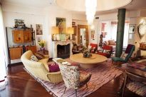 AphroChic: A Missoni Heiress Takes Into Her Abode