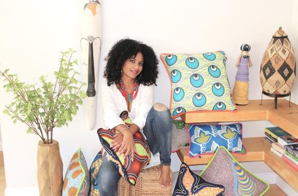 AphroChic: Style Talk With Taj Hunter Waite